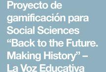 GamEFIca / Recursos, actividades, artículos y otras informaciones sobre la gamificación en educación, sobre todo en Educación Física