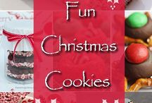 Cookies and Desserts - YUM!