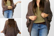 Crochet Ponchos.........