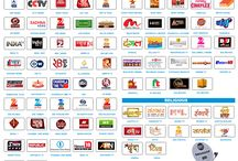Channel List For Free To Air Set Top Box / Stc is DTH service which aims to revolutionise  Indian home entertainment by empowering television viewers Choice of Hindi, Regional, Music, Movie, Cartoon, News Channels, done with interactive sevices.