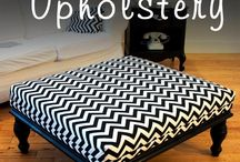 Upholstery for The Pearl