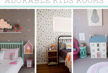 Girls new rooms