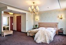 Hotelowe Wnętrza / Hotel w Białymstoku,