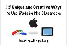 iPad Apps / iPad apps are a great way to embed technology in your classroom and have students capture their learning.