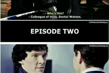 Benedict Cumberbatch/ Sherlock Holm