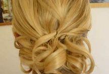 Ladies oaks day hair