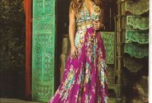 bohemian dress / by Alejandra Escobari