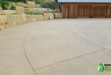 Residential Driveways by Bay Area Pervious Concrete / Pervious Concrete Residential Driveways by Bay Area Pervious Concrete. Located in Northern California.