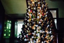 Graycliff Christmas Tree 2015 / This year's Christmas Tree... a lot of drinking was had...
