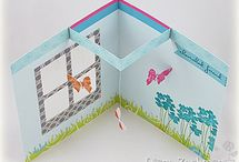 papercrafts || three dimensional cards
