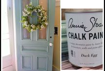 Duck Egg Chalk Paint® by Annie Sloan