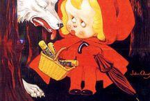 Detournements fables et contes pour enfants - pub