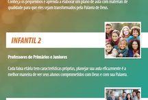 Capacitação para Professores de Escola Bíblica / Treinamento para Professores de Escola Bíblica