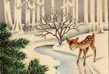 Зима / Новый год