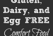 Gluten & Dairy free recipes
