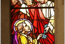 Church Stained Glass Windows.