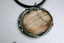 Cínované šperky / Moje tvorba ... handmade ... soldering