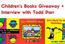 Orgali & Giveaways / Favourite family-friendly giveaways.