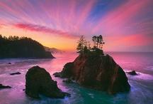 Northern. Oregon