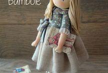 piccole bambole