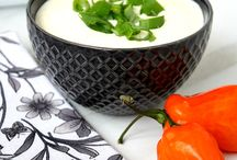 Healthy Homemade Salad Dressing / by Valerie Haines
