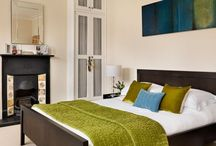 Bedroom Ideas / by Hilary Underwood