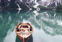Places I want to go: Lago Di Braies, Itália