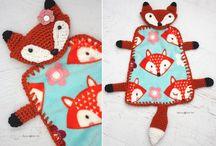 Crochet Edged Fleece Blankets / Links to share for my presentation