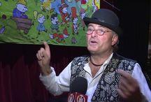 Ózd TV Holló együttes Weöres Sándor Varázsének riport