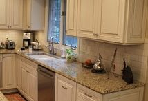 my new kitchen / by Patty Leffler