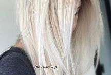 Ombre Hair Blond