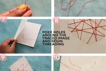 Things to do with Mini Skeins and Leftover Yarn