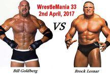 WWE wrestleMania 33 Live
