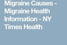 Health | Headache Migraine