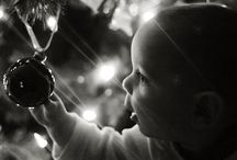 Naev's 1st Christmas shoot!  / by Stephanie Rakoczy