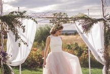 Wedding styling inspiration / Wedding styling that would look amazing at The Rippon Hall