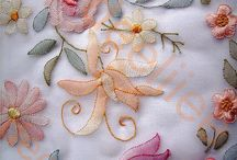 Embroidery / by Kim Rivard