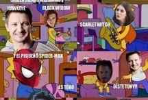 Avengers/Liga de la justicia
