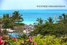 Winter in the Indian Ocean / What is winter for you? For us is the Indian Ocean!
