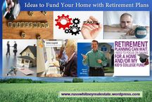 Ideas to Fund Your Home with Retirement Plans / The housing ideas involves intellect and emotions so retirees need to think about using their house for income in retirement.