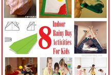 activities for the family :) / rainy day, daddy daughter, seasonal and mummy-centric activities