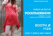Sweet Virtues 2015 Shows Festivals, Events! / We want to share where customers can shop us and stores you can purchase us for your stores. Preview our current line at www.sweetvirtues.com