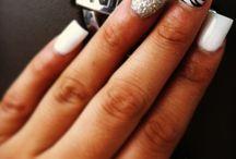 nails-animal print