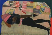 Romare Bearden artworks / by Sherry Byrd