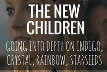 Lightworkers Indigo children (adults) and starseeds