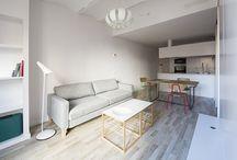 THE APARTMENT / Apartment at Sagrada Familia, Barcelona Photography: nieve | Audiovisual productions | Barcelona