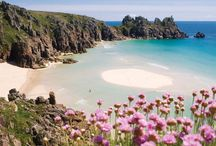 Cornwall / Cornish towns, cities, beaches, places of interest