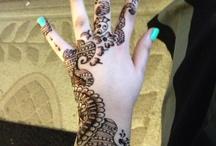 Henna/Mehndi / by Meredith Hildebrandt