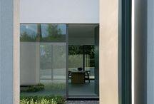 EXTERIOR entrance/front door