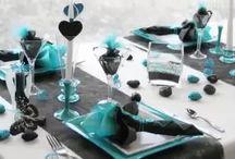 table d'anniversaire